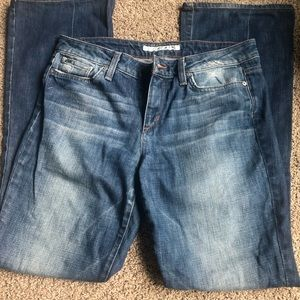 Joes jeans, muse flare, sz 28